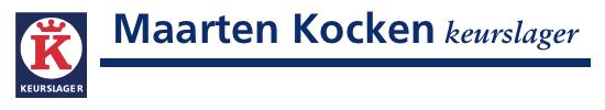 Keurslager Maarten Kocken